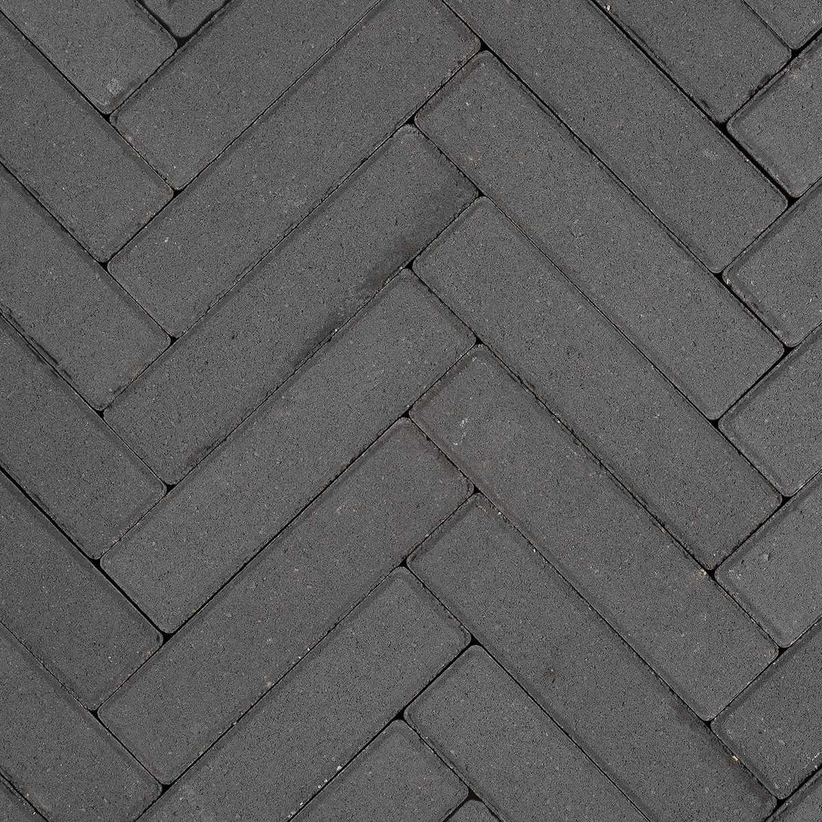 Sierbetonklinker zwart 5x20