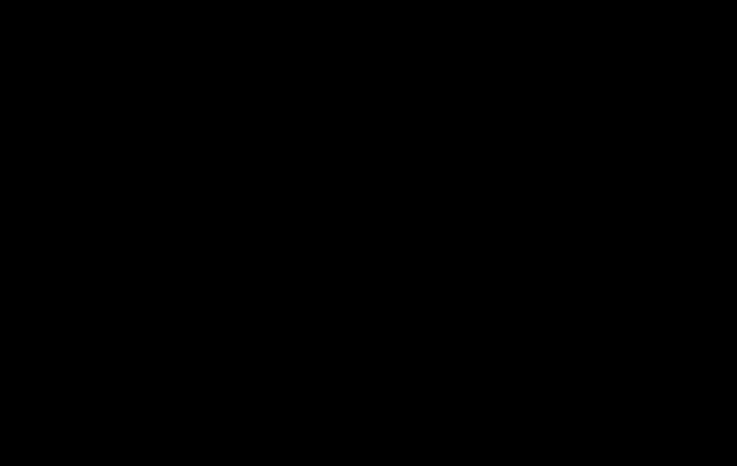 Straccata Lina | 60x60x6 cm | Bruin/zwart